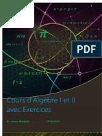 algebre 1 et 2