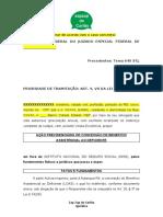 MODELO - Inicial BPC Deficiente