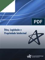 Ética, Legislação e Propriedade Intelectual