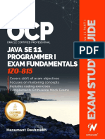 Deshmukh_ Java SE 11 Programmer I  Study guide 2019