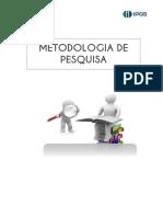 UT Metodologia Pesquisa Apostila