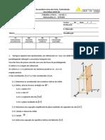 FT a pares - geometriavetores