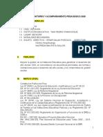 PLAN DE MONITOREO 2020-SAN PEDRO-avance
