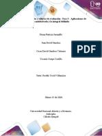 Calculo Integral Fase 3 Aplicaciones de la antiderivada y la integral definida_workColaFinal