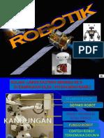 Sains & Tekno - Robotik