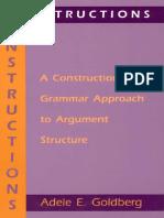 Constructions - Goldberg, A. 1995.pdf