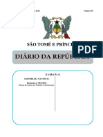 Dr n.º 2018_03 Eleição dos Juízes do Tribunal Constitucional