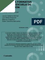 Cartilla Etica