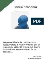 INTELIGENCIA FINANCIERA ENERO 2015