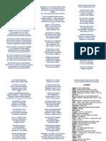 POEMAS - GONÇALVES DIAS - 2020 - ANÁLISE