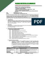 INFORME N° 178 -  VISACION DE PLANO Y MEMO