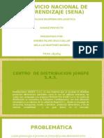 PROYECTO DISTRIBUCIONES JONEFE S.A.S. terminado