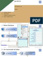 Coletar dados do Módulo GS 3.3