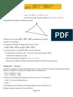 Burkina 2017 BAC Series C E Maths 1er Tr Normale