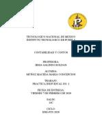 DEFINICIONES DE CONTABILIDAD
