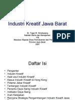 Industri Kreatif Jawa Barat4302