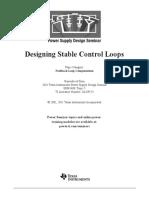 Mammano - Designing Stable Control Loops
