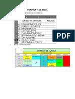 Practica de Excel Formatos de Celdas 01