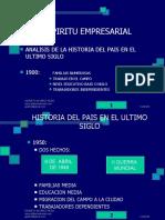 [PD] Presentaciones - Espiritu empresarial