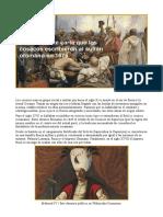 Carta cosacos al Sultán