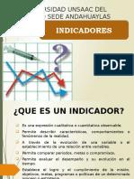 CLASE  7  INDICADORES