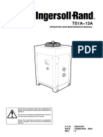 Ingersoll Rand TS1A−13A