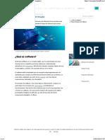 Software_ Concepto, Tipos de software