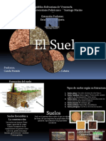 Trabajo de Construcción. Los suelos - Ceymer Cabrita