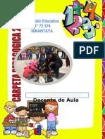 Portafolio Pedagógica 2020