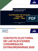 Información Electoral ECE 2020 (2)