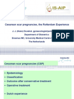 Cesarean scar pregnancy, diagnosis and management.pdf