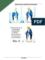Imágenes de la Inmaculada Concepción de María