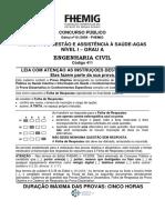 13337-fundep-2009-fhemig-analista-de-gestao-e-assistencia-a-saude-engenharia-civil-prova