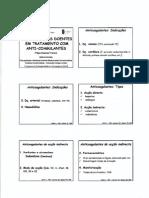 Abordagem Dos Doentes Em Tratamento Com Anti-coagulantes