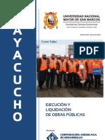 CONFERENCIAS AYACUCHO