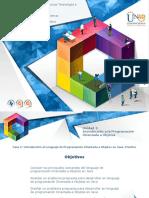 301403 OVI UNIDAD I - Fase 2 Introducción al Lenguaje de Programación Orientada a Objetos en Java.pptx