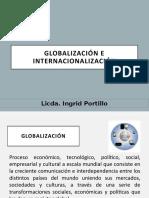 19 - Globalización e Internacionalización
