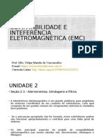 Aula 6 EMC - Aterramentos, blindagens e filtros