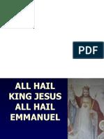 ALL HAIL KING JESUS.ppt