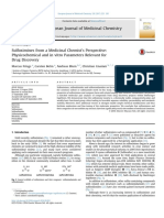 Sulfoximines from a medicinal chemists perspective