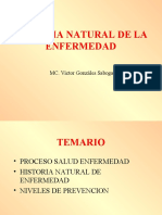 2 historia natural niveles  prevencion
