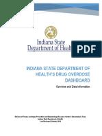 Overdose Dashboard Data Notes