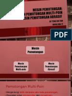 4.2 Mesin Pemotongan Multi Poin & Abrasif.pptx
