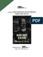 George Bernard Shaw - 16 Esbozos de mí mismo
