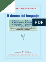 El drama del lenguaje - ANTONIO DOMÍNGUEZ REY