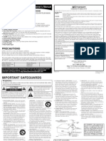 Emerson Funai EWF2006 Users Manual