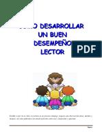 SEPARATA DE COMPRENSIÓN LECTORA - COMUNICACION