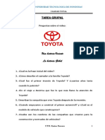 Cuestionario-TOYOTA