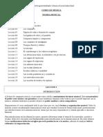 Guía Estudiantil - Lenguaje y Teoría