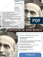 Sucesor de Don Bosco.ppt